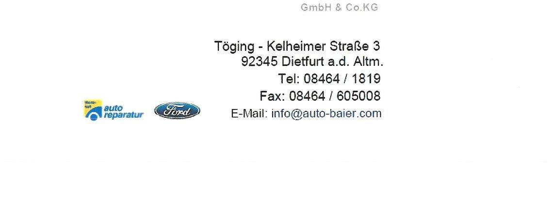 Auto Baier Töging